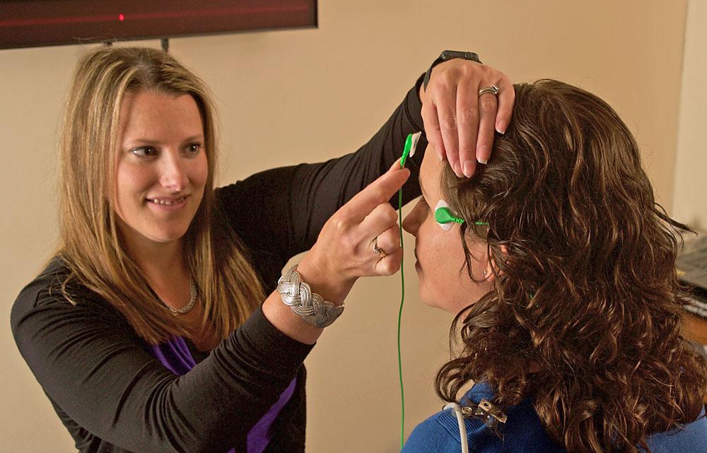 Wichita Ear Vertigo Testing