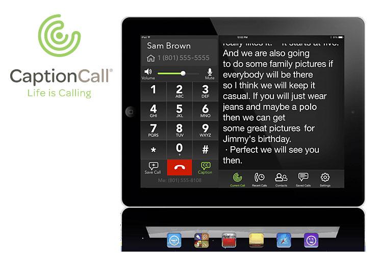 Caption Call for iPad